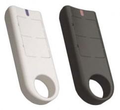 RF KEY, portabel sändare för kontroll av RF ställdon, vit