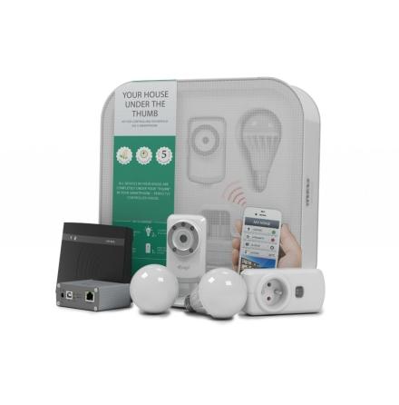 """Grundpaket 5  """"ODEN"""" med kamera, RGB-LED, RF-ELAN-003 och RFSC-61"""