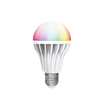 RF-RGB-LED-550, 9 W, 550 lumen, E27 sockel