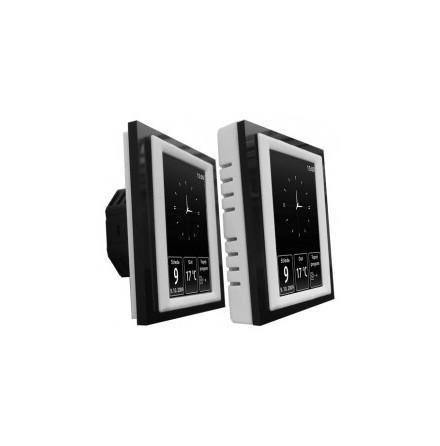 RF Touch, pekskärm för trådlös styrning av max 40 enheter