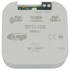 RFTI-10B, temperaturgivare med intern/extern givare