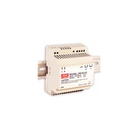Spänningsaggregat switchat, 60 W, 2,5 A