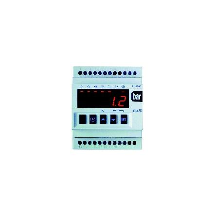STEGREGULATOR XC460D PTC  UTG. DIN-MONT. 4 MODUL110/230V AC/