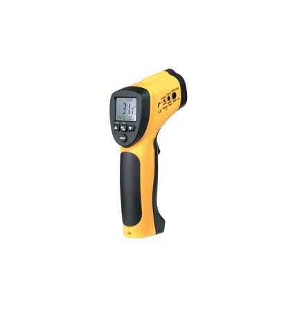Termometer mini, laser infraröd, -50...800C, 180x106x48mm