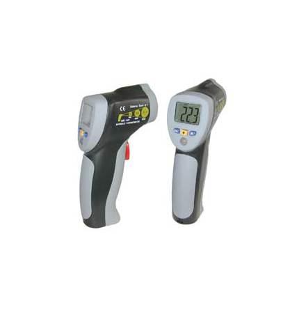 Termometer, mini laser infraröd, -50...199.9 C, 160x82x14mm