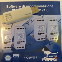 Adapter USB 3091 inklusive programvara