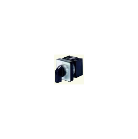 Strömställare M10P U2, 1-0-2, kapslad, IP40, 2-polig