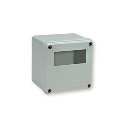 Kapsling för C- och CX-termostater, 108x108x90 mm