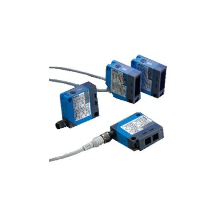Fotocell direktavkännande, 20-100 cm, PNP/NPN-NO/NC, 12-30VDC