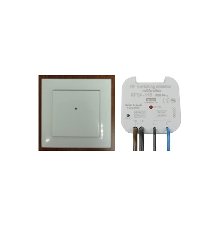 Grundpaket 1  1 st RFSA-11B & RFWB20/G