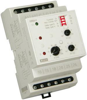 Kontrollrelä Nivå 4 funk 230VAC.  reläutg.. 2X16A