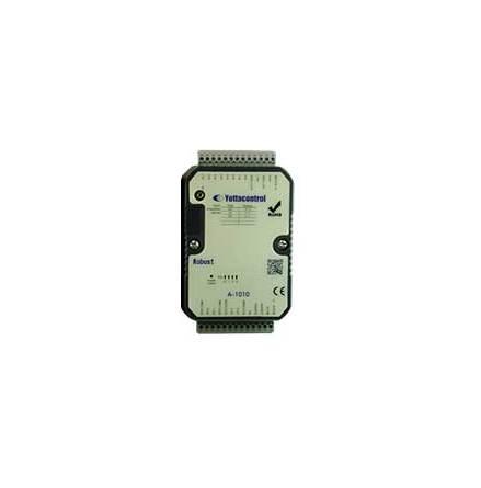 PLC EXPANSIONSMOD. 2 st A/I 0/4-20 mA, 2 st A/I Pt100/PT1000 -200 till + 1800 C 2 st A/O 0/4-20 mA