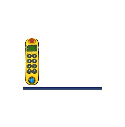 PLC SÄNDARE KAN STYRA 7 WI-FI MOTTAGARE IP66