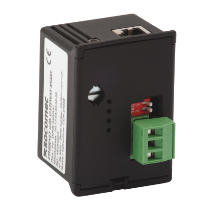 DIRIS A-30 / A-41 RS485 Modbus plug-in