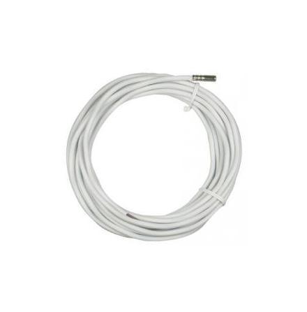 NTC givare -50/+120 C, 3 m silikon kabel