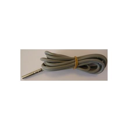 Givare PTC S6, 1,5m PVC kabel, 6x30mm, -20...+80 C