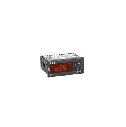 Hygrostat, DIN-skena, 2 utgångar för XH20-P, 230VAC
