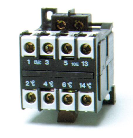 Kontaktor MOH-01E, 220VAC, brumfri, 3NO/1NC