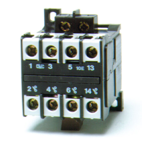Kontaktor MOH-10E, 24VAC, brumfri