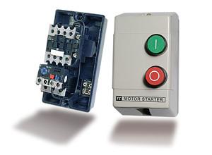 Kontaktormotorskydd 0,4-0,63 A
