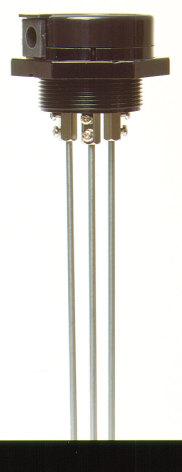 Nivågivare elektrodfäste, 3-poligt, för CL 500