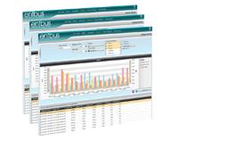 Programvara 25 instrument för Entesprodukter